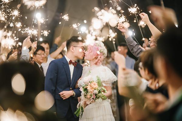 WEDDING 台中婚禮|心之芳庭 戶外婚禮派對