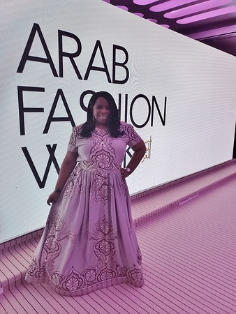 Arab Fashion Week - Dubai