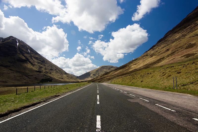 A82 Through Glen Coe
