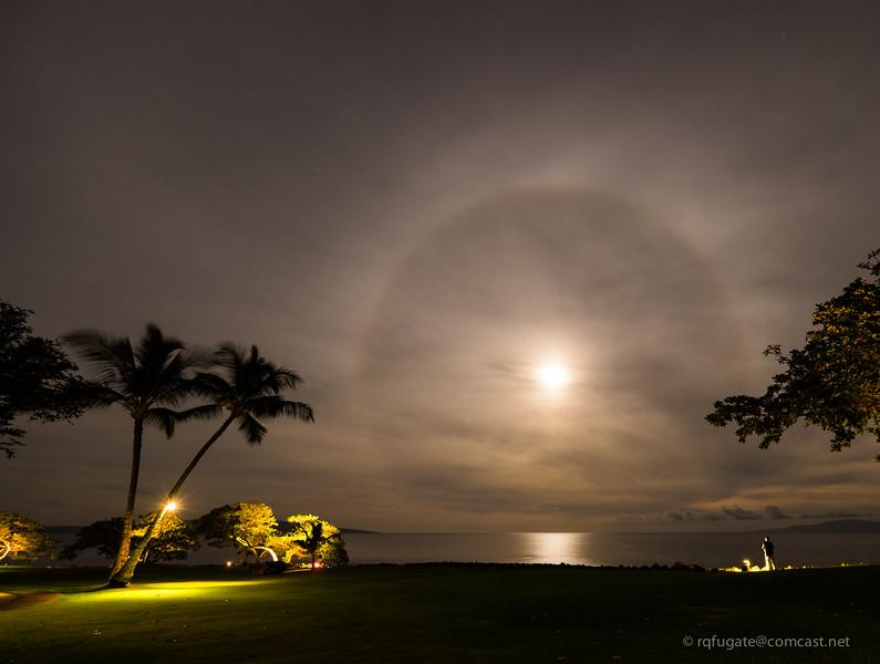Maui Moon watcher 2