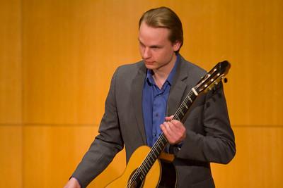 Samuel Hines Guest Guitar Recital