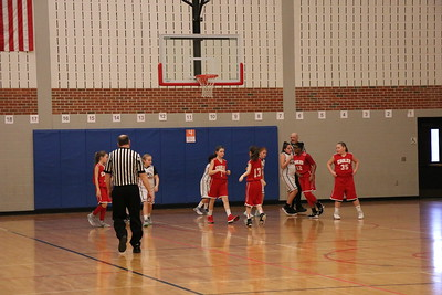 Makayla's Basketball - February 23, 2019