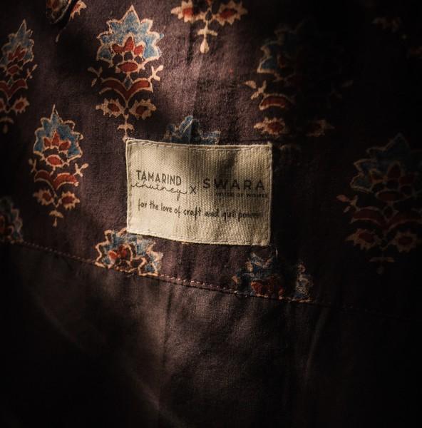 Product styling & photography - Swara