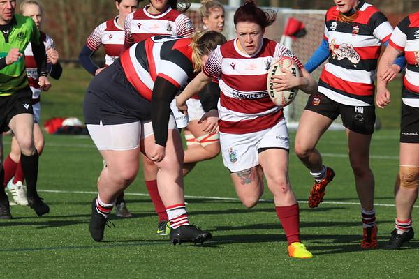 Watsonians Women v Stirling County RFC