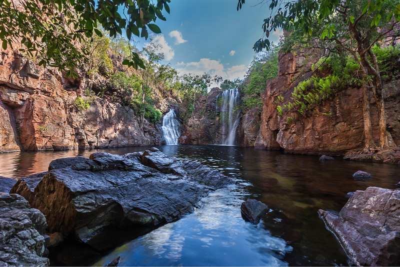 Litchfield National Park near Darwin