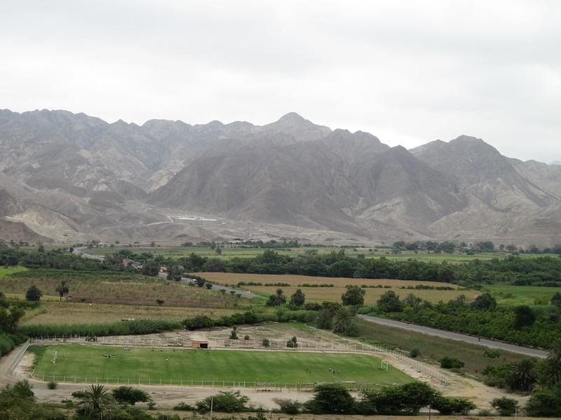 Peruvian Desert Oases