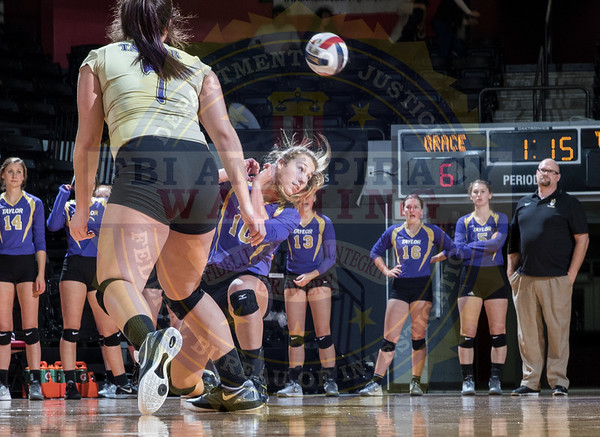 Volleyball 10-26-16