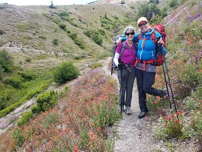 Mt St Helen's (Loowit Trail)