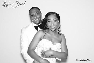 July 03, 2021 - Kayla & David