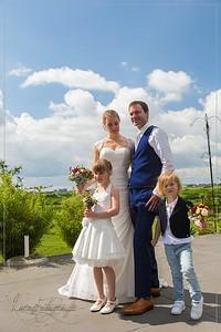 Huwelijk Pepijn & Heidi