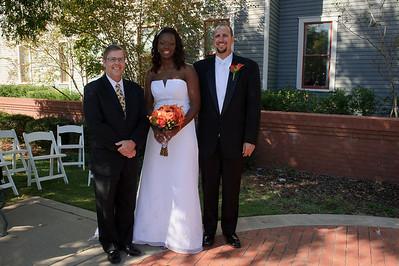 Cassandra & Matthew Wedding - Post-ceremony