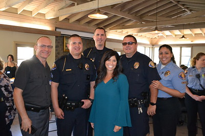 Coldwell Banker Treats First Responders to Lunch