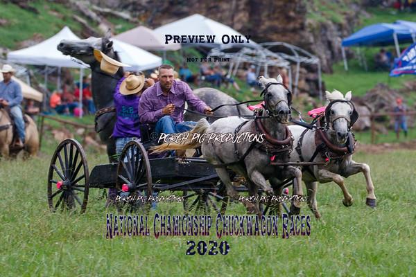 2020 National Championship Chuckwagon Races