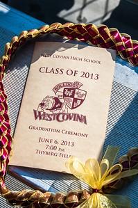 2013 West Covina High School Graduation