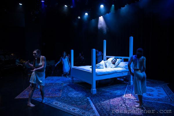 """Theatre Lila """"Bed"""""""