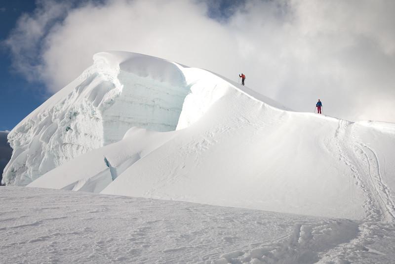 Summit of Pisco