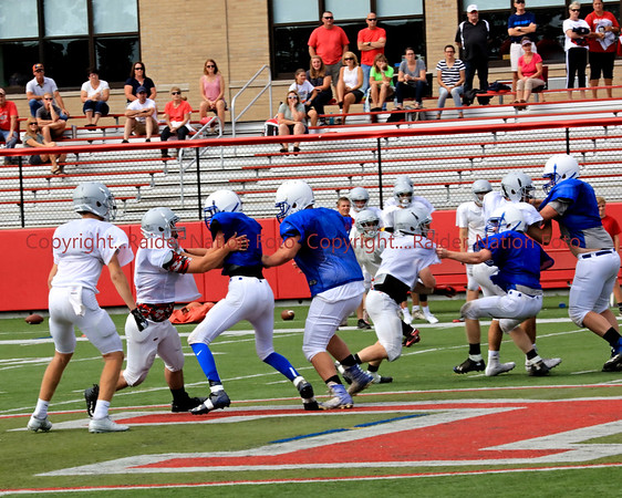 2018 Football Scrimmage