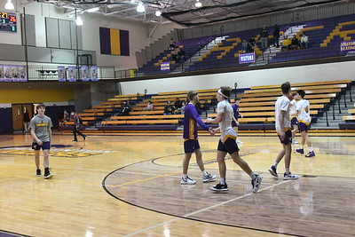 Laker Basketball vs Waynesville