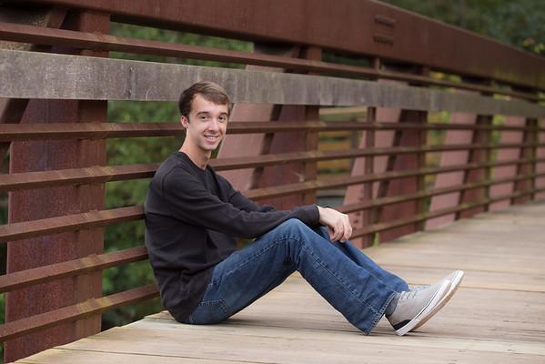 Josh Senior Portraits