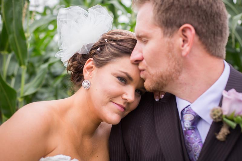 Wedding Portraits at State Road Church and Kewanee Dunes Country Club near Kewanee, IL. Wedding photographer – Ryan Davis Photography – Rockford, Illinois.