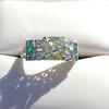 2.10ct Art Deco Peruzzi Cut Diamond Ring, GIA W-X SI2 13