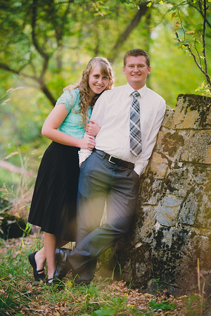 Mark & Alyson Engagements