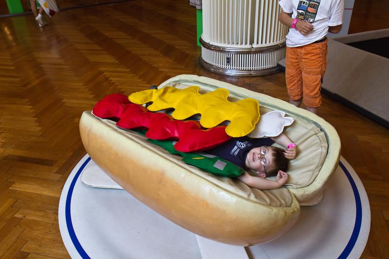 Hot Dog Charles