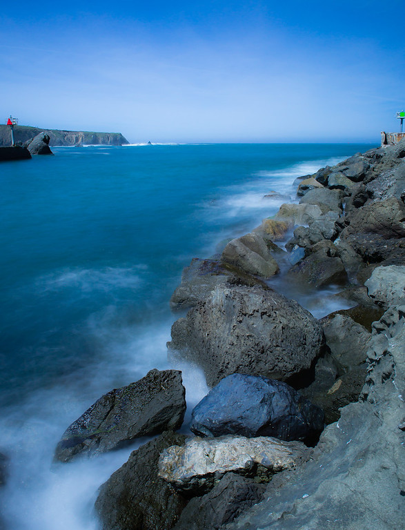 Long Exposures on the Coast 4-29-14