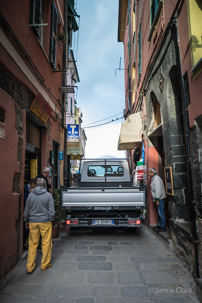 It Fit! Our Home Base Vernazza - Cinque Terre, Italy -  October 2017