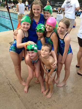 Riverchase Swim Meet