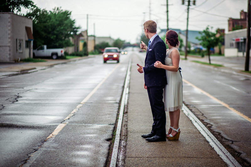 Bride and Groom Port by Mindy Joy Photography