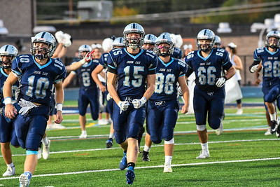 John Jay-East Fishkill HS vs. Mahopac HS, September 20, 2019