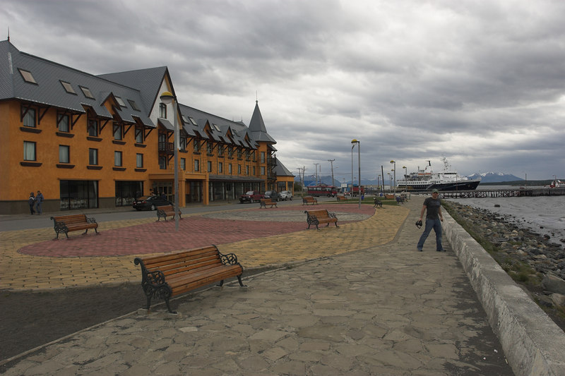 Puerto Natales is a gateway to Torres del Paine and the endpoint for the famous Navimag ferry route through the Chilean fiords.