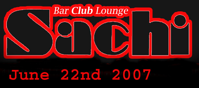 Sachi Lounge, 6400 P.C.H. Long Beach, California. Inside Seaport Hotel. Corner of 2nd St. and P.C.H. Near Ruby's and In N Out Burgers