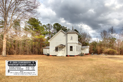 Zion Campground Missionary Baptist Church