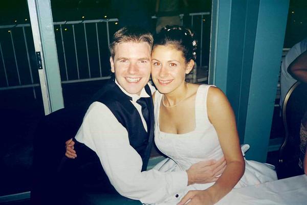 Curtis and Amanda Wedding