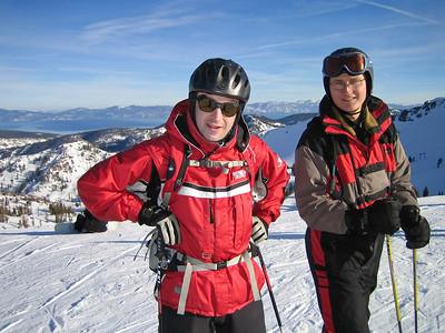President's Day Ski trip, Tahoe 2008