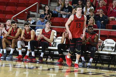 Men's Basketball Red&Black Scrimmage