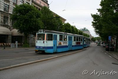 Gothenburg 2007 June