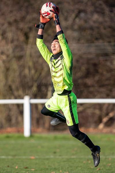 Garuda Select XI vs Burton Albion U18s - 3rd Dec 2019