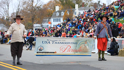 America's Hometown Thanksgiving Parade 2016