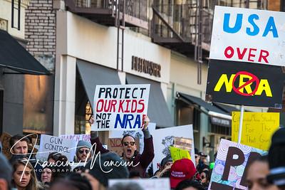 March against gun violence 3/24/18