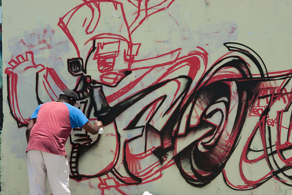 Graffiti Expo 2011