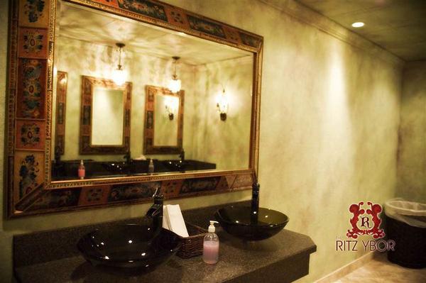 The Ladies' Restroom