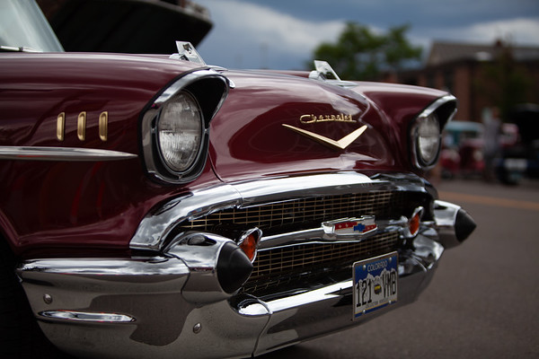 Classic Rock Cruise-In Car Show - Castle Rock CO June 15, 2019
