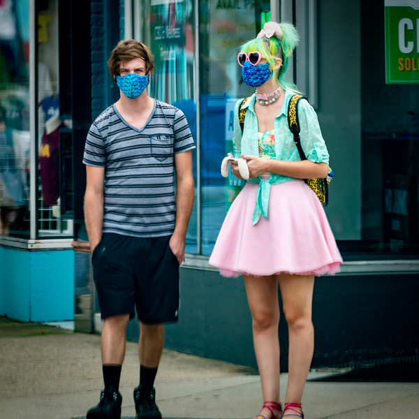 Masked Fashion