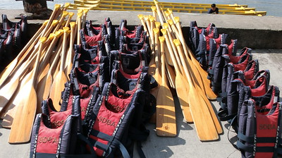 2017 P5 Dragonboat