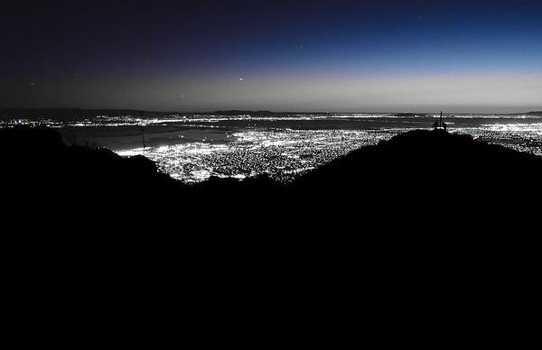 Mission Peak Lights