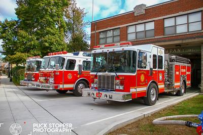 Open House - Springdale VFC, Stamford, CT - 10/21/18