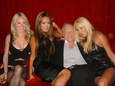 Playboy Mansion/Los Angeles 2008